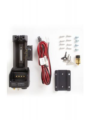 PD7 Enhanced  Radio Car Kit c/w Power Cable, Mounting Bracket, RF Adapter, Bluetooth