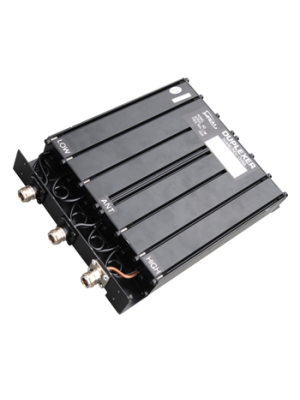 RD6 Duplexer - 137-172MHz Freq Spcg 4.5-13MHz (Supply Freqs at time of order)