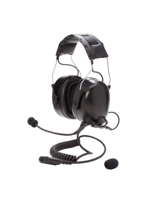 PD6/X1 Noise Canceling Heavy Duty Headset - Over the Head