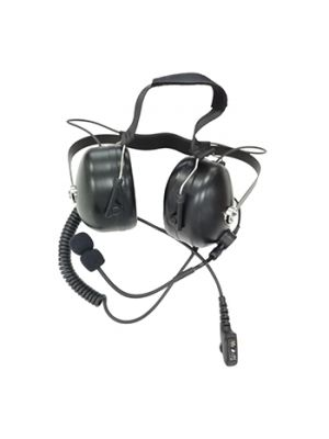 PD7/9 Heavy-Duty Neckband Noise-Cancelling Headset - Direct Connect